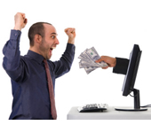 Hvordan tjene penger fort